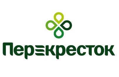 Перекрёсток сеть магазинов логотип